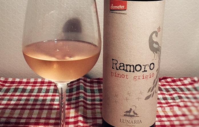 Lunaria Ramoro Pinot Grigio