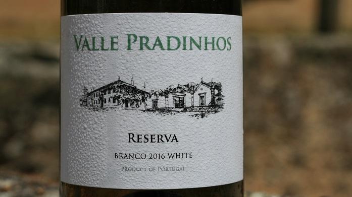 Valle Pradinhos_Branco Reserva