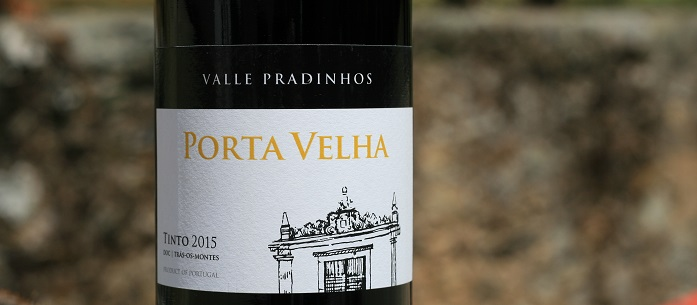 Valle Pradinhos_Porta velha