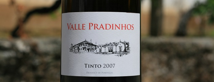 Valle Pradinhos_Tinto 2007