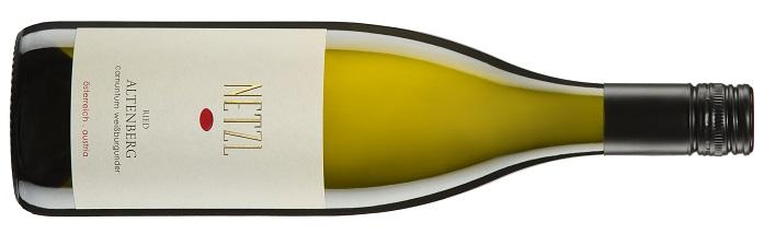 Netzl Ried Altenberg Weißburgunder wina z austrii