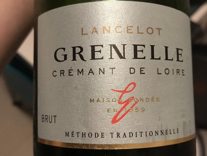Louis de Grenelle Lancelot Crémant de Loire
